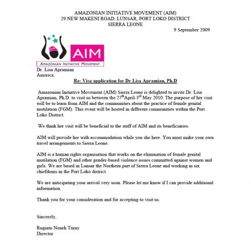 FGM AIM